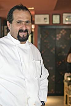 Côco Louco Brasil's owner, Jorge Carvalho.