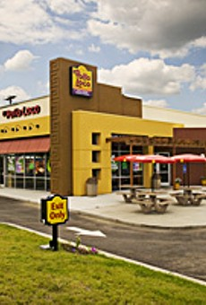Skin is in: That's where the flavor's at in most of El Pollo Loco's dishes.