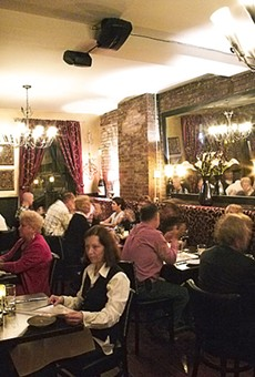 Molly's in Soulard lets the good times — and good eats — roll in the old Norton's space.