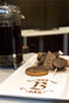 Bissinger's: A Chocolate Experience  has sleek new digs in Maryland Plaza.