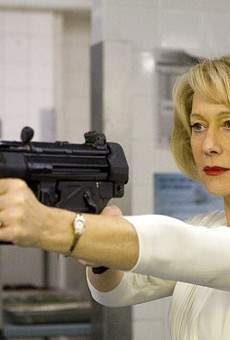Helen Mirren will cut you, and other awesome old-people things, in Red