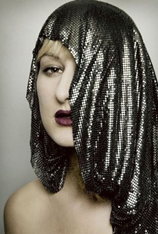 Zola Jesus, who has toured with Fever Ray and the xx, is a classically trained singer making pitch-black pop music.