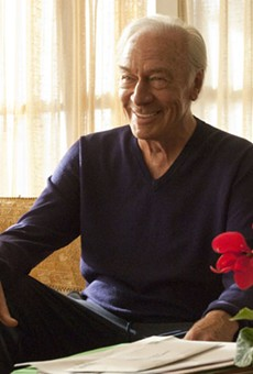 New beginnings: Christopher Plummer plays Hal, a just out-of-the-closet dad.