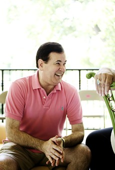 Lee Roy Reams and Ken Page have nearly eight decades of Muny memories between them.