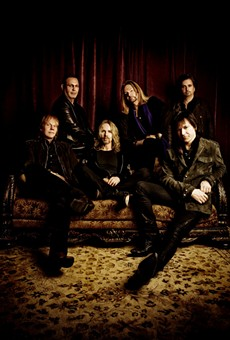 Styx shares a prog-rock dream bill with Yes on Sunday at Verizon Wireless Amphitheater.