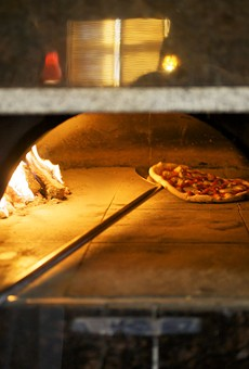 Slice Is Nice: With its brick oven, Pizzeria Tivoli is a welcome addition to Princeton Heights