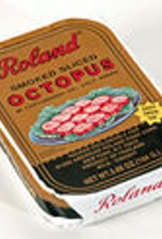 Roland Smoked Sliced Octopus
