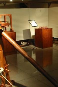 Da Vinci Machines Exhibition