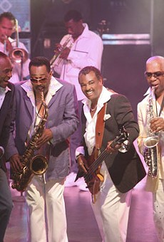 Kool & the Gang is opening for rock legend Van Halen.