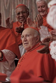 A toothless satire of the Catholic Church in We Have a Pope