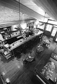Ellie Forcella is the latest venture by Tim Mallett, who also owns the Big Sky Café, the Blue Water Grill and Remy's Kitchen & Wine Bar.