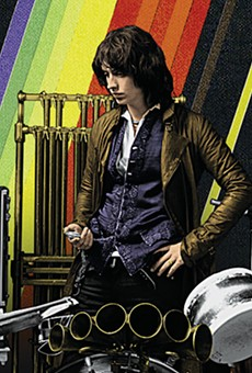 Strokes vocalist Julian Casablancas steps out on his own