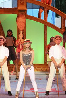 Mamie Parris brings lots of sparkle to the Narrator in the Muny's Joseph.