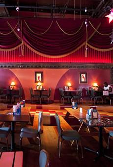 Inside Hamburger Mary's