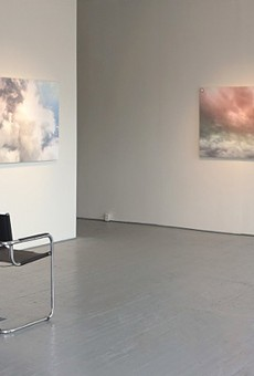 In the Galleries - NEW: Alternative Cloud Research at Hoffman LaChance