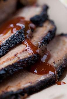 Sugarfire Smoke House cuts its brisket in slices as thick as a Sunday roast. Slideshow: Inside Sugarfire Smoke House