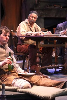 The Whipping Man: Post-Civil War drama, kosher for Passover