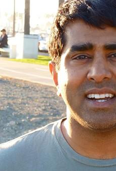Jay Chandrasekhar: director, writer, comic.