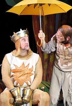 Sp*m*lot: Why'd the Muny un-Jew Monty Python?