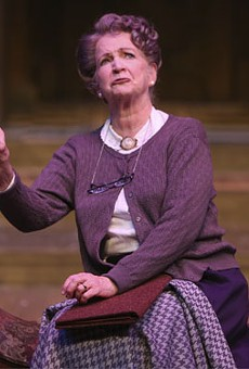 Darrie Lawrence as Mrs. Boyle.