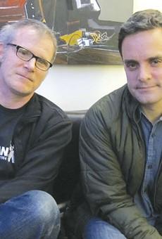 John Horton and Chris Grabau.