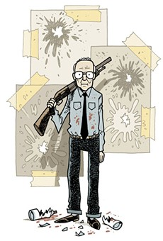 William S. Burroughs: A century ago St. Louis gave birth to the wildest Beat writer of them all