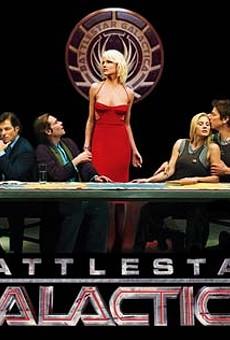 First Friday: Battlestar Galactica