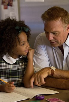 Whiter Shade of Fail: Kevin Costner's fine, but race drama Black or White is cartoonish