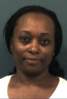 Prosecutors say Ms. Wright done wrong, may have to forfeit her Hummer.
