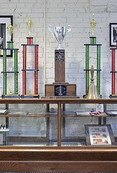 A new (and old) title will soon join the ranks of the awards earned by the St. Louis Chess Club and Scholastic Center.
