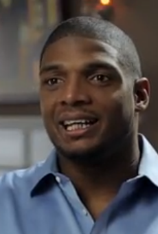 Michael Sam tells the New York Times he's gay in his first public interview about his sexuality.