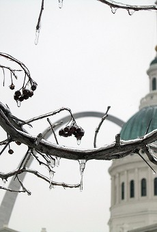 Wow, St. Louis, is it already time for snow?