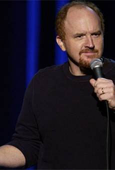 Last Night: Stand Up Comic Louis C.K.'s Show at the Pageant