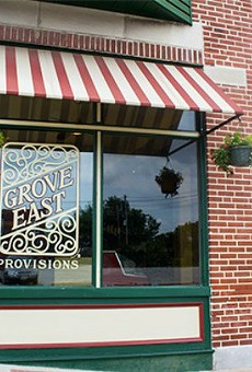 Grove East Provisions has closed its doors after a four-year run.