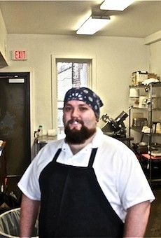 Rick Lewis, the chef of Quincy Street Bistro in south city