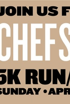 Overlook Farm to Host Fundraising 5K Run/Walk for Culinary Students on April 22
