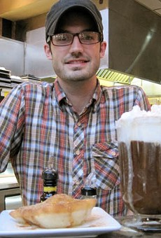 Cafe Ventana's Lucas Prize: Featured Bartender of the Week,  Barista Edition