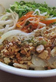 Lynne Truong of Banh Mi So #1 Saigon Gourmet: Recipe for Bun Ga Xao