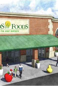 A rendering of the future grocery near Lafayette Square. | Fields Foods