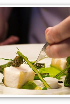 Perfecting a dish at Niche   Jennifer Silverberg