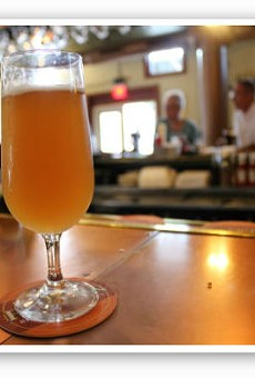 Let the day drinking begin. | Zach Garrison