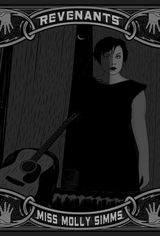 Angry Evil Woman Miss Molly Simms Traded Her Soul for the Blues