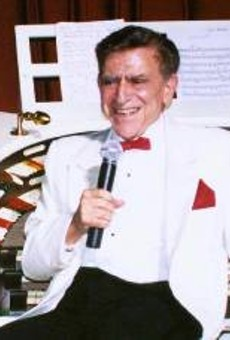 St. Louis native Stan Kann was already a celebrated organ player before he became a comedic presence on talk shows