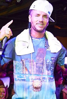 Will Riff Raff be welcome on Warped Tour 2015?