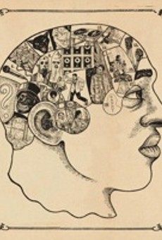 Tom Huck On His Roots Phrenology Cover and Motorhead