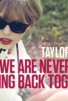 Taylor Swift Just Took Her Pop Queen Throne. All Hail!