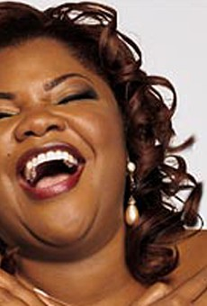 Fresh off her Oscar win, Mo'Nique brings her stand-up act to the Fox Theatre on Friday.