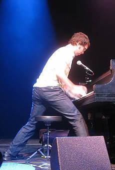 Show Review + Setlist: Ben Folds and a Piano Triumphs Despite a Distracted Crowd