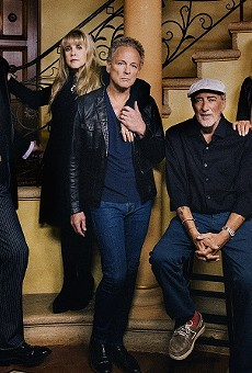 Fleetwood Mac's classic lineup, together again.
