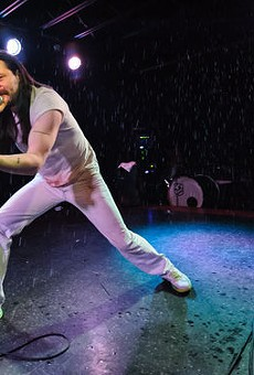 Andrew W.K. returns to St. Louis on May 1 as a one-man band. Check out photos from his 2013 performance in RFT Slideshows.